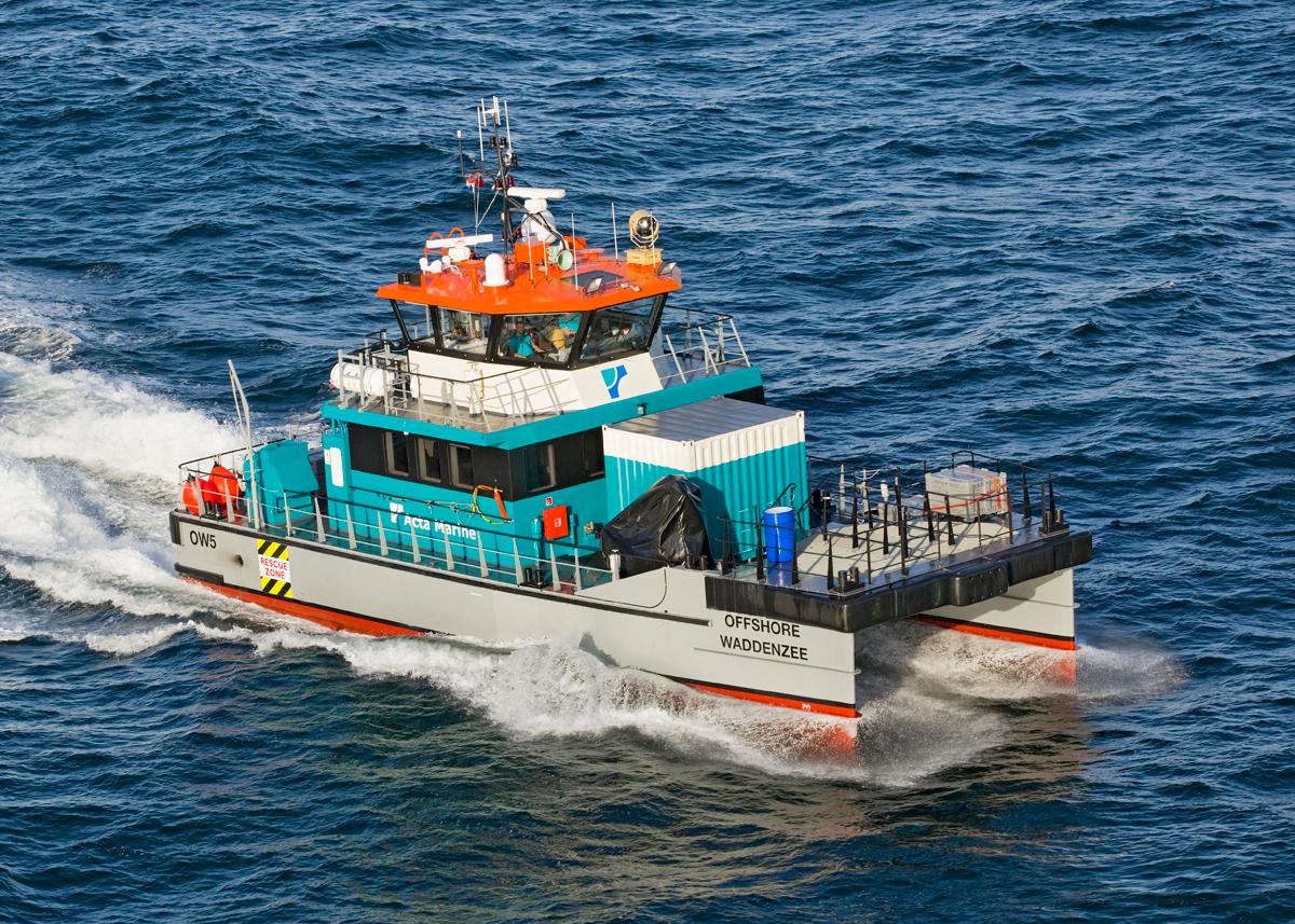 Offshore Marine Photos : Acta marine offshore wielingen