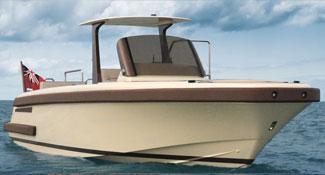 Compass - TT Dilbar Chase tender 9.5