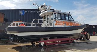 Dijkstra Harlingen- High speed tender 1450