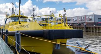 fenders for Sima Charters - SC Sapphire